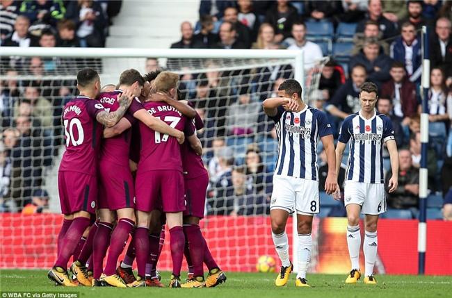 Man City thắng trận thứ 8 liên tiếp, xây chắc ngôi đầu - Ảnh 5.