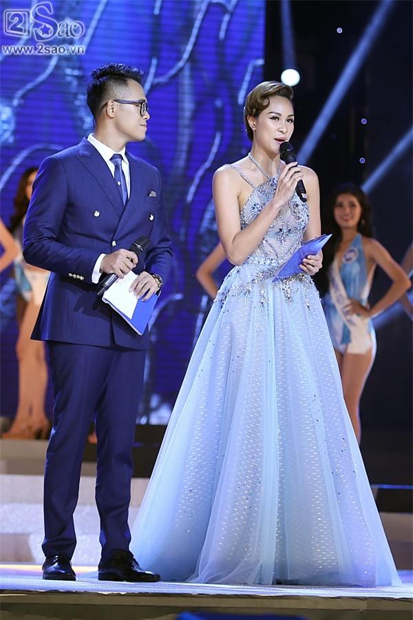 Lê Âu Ngân Anh đăng quang Hoa hậu Đại dương 2017-10