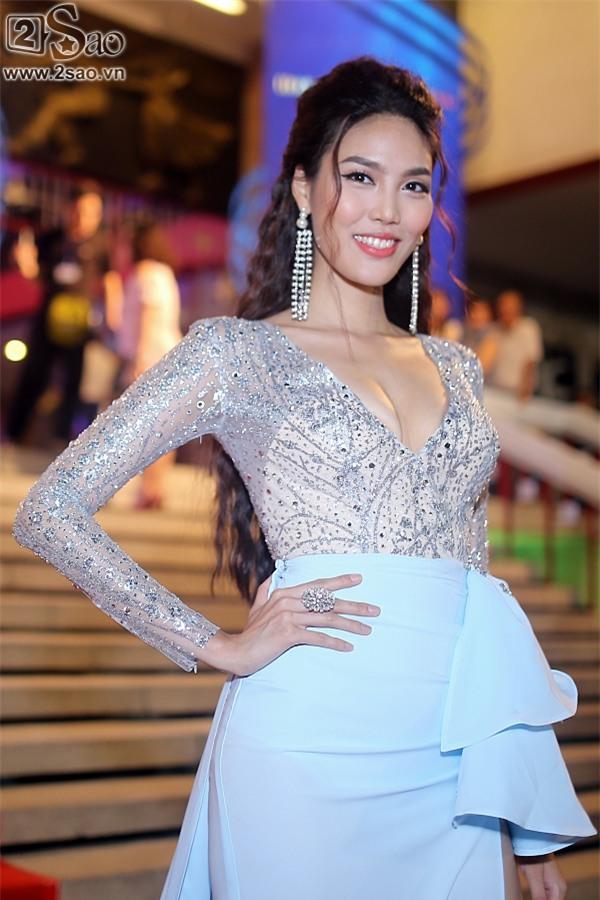 Lê Âu Ngân Anh đăng quang Hoa hậu Đại dương 2017-8