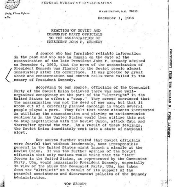 Hé lộ những tình tiết gây shock trong vụ ám sát Tổng thống Mỹ Kennedy-2