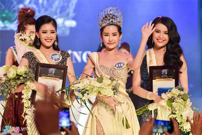 BGK len tieng khi Hoa hau Dai duong 2017 bi che xau hinh anh 1