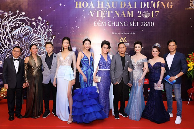 BGK len tieng khi Hoa hau Dai duong 2017 bi che xau hinh anh 3