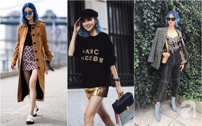 Học được gì từ phong cách thời trang thu đông của 6 Fashionista nổi tiếng nhất xứ kim chi? - Ảnh 1.