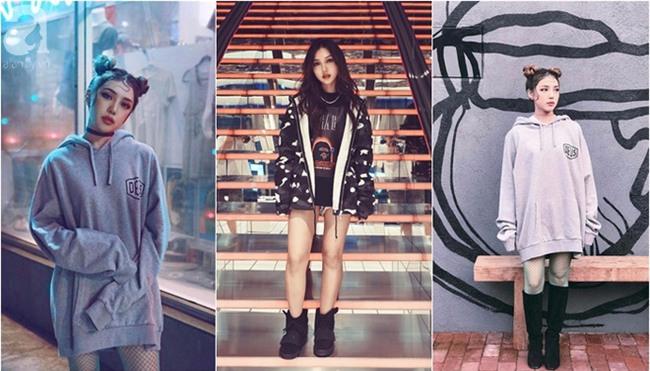 Học được gì từ phong cách thời trang thu đông của 6 Fashionista nổi tiếng nhất xứ kim chi? - Ảnh 10.