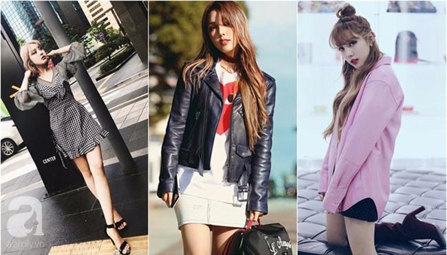 Học được gì từ phong cách thời trang thu đông của 6 Fashionista nổi tiếng nhất xứ kim chi? - Ảnh 11.
