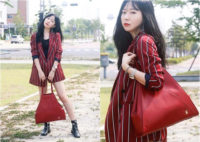 Học được gì từ phong cách thời trang thu đông của 6 Fashionista nổi tiếng nhất xứ kim chi? - Ảnh 4.