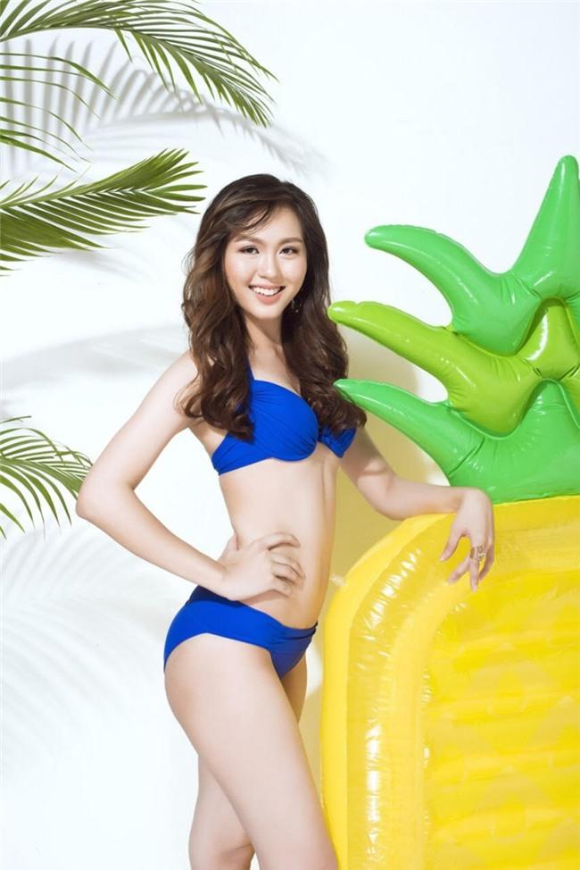 Ứng xử hồn nhiên hơn Ngọc Trinh, cô gái này sáng nhất chung kết Hoa hậu Đại dương 2017-4