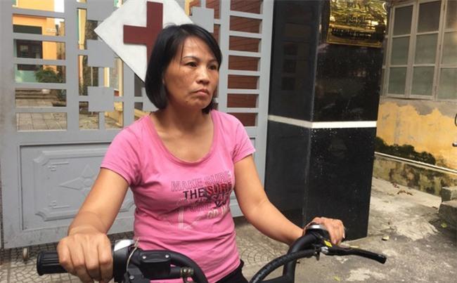 Nữ nhân viên y tế bị khống chế làm con tin ở Thường Tín: Tôi không cầu xin hay khóc lóc