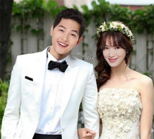 Hé lộ diễn biến đám cưới của Song Hye Kyo và Song Joong Ki vào ngày 31/10 - Ảnh 1.