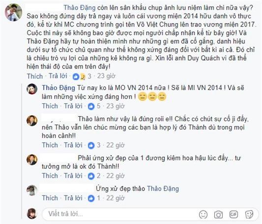 Dang Thu Thao: 'Tu nay se khong la Hoa hau Dai duong nua' hinh anh 1