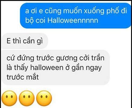 Troll người yêu 365 ngày không thương tiếc, ngay cả Halloween cũng không tha!