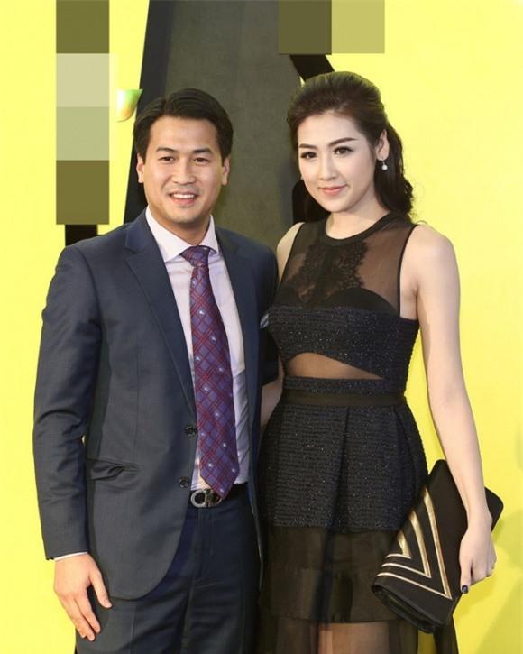 Á hậu Tú Anh, Phillip Nguyễn, em chồng tăng thanh hà