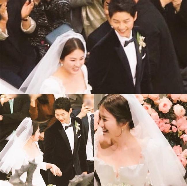 Hóa ra váy cưới của Song Hye Kyo đã được tiết lộ từ trước mà chúng ta chẳng hề hay biết - Ảnh 10.
