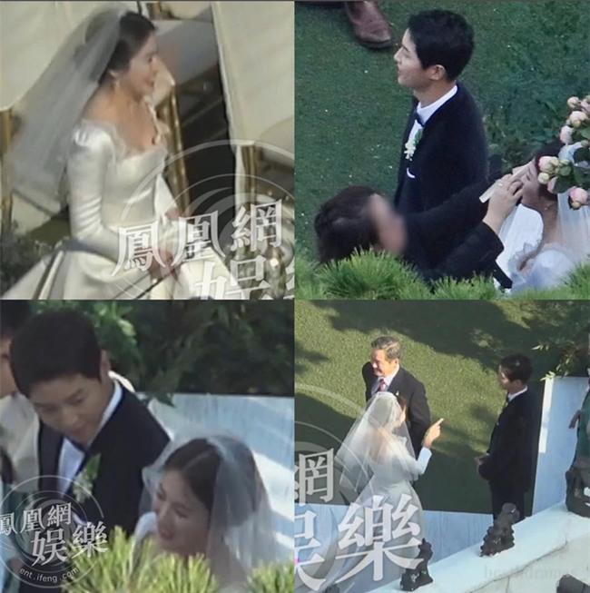 Hóa ra váy cưới của Song Hye Kyo đã được tiết lộ từ trước mà chúng ta chẳng hề hay biết - Ảnh 8.