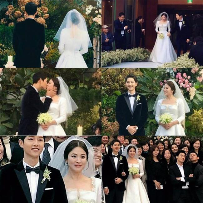Tuy đơn giản, nhưng trang phục cưới của cặp đôi Song - Song có giá lên tới hơn 3 tỷ đồng - Ảnh 5.