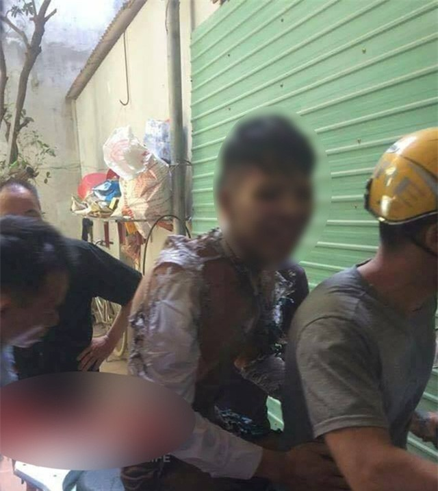 Thông tin mới nhất về thanh niên 20 tuổi tự thiêu vì giận dỗi người yêu ở Bắc Ninh - Ảnh 1.