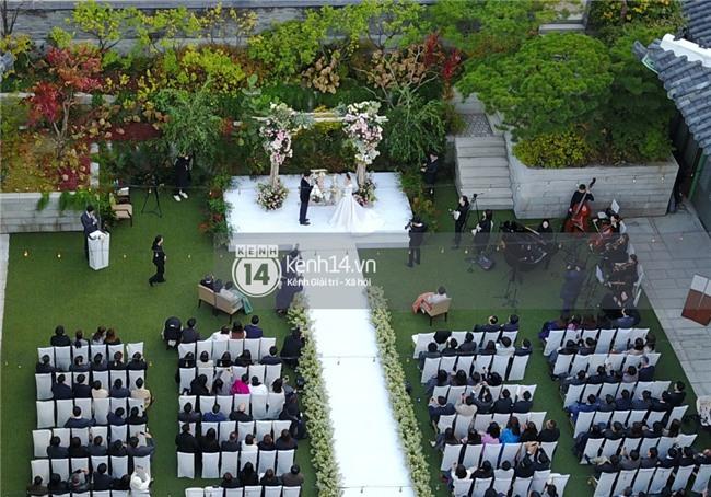 Chỉ siêu đám cưới của Song Joong Ki và Song Hye Kyo mới có thể đạt được những cái nhất siêu khủng thế này! - Ảnh 14.