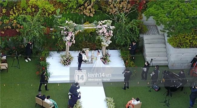 Chỉ siêu đám cưới của Song Joong Ki và Song Hye Kyo mới có thể đạt được những cái nhất siêu khủng thế này! - Ảnh 15.