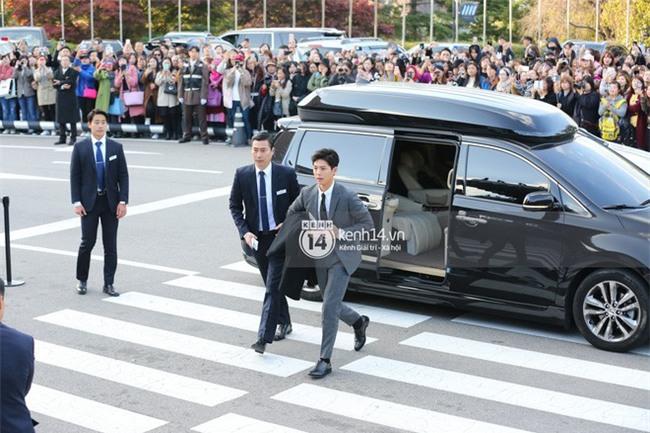 Chỉ siêu đám cưới của Song Joong Ki và Song Hye Kyo mới có thể đạt được những cái nhất siêu khủng thế này! - Ảnh 18.