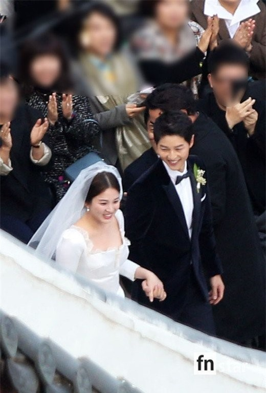Chỉ siêu đám cưới của Song Joong Ki và Song Hye Kyo mới có thể đạt được những cái nhất siêu khủng thế này! - Ảnh 26.