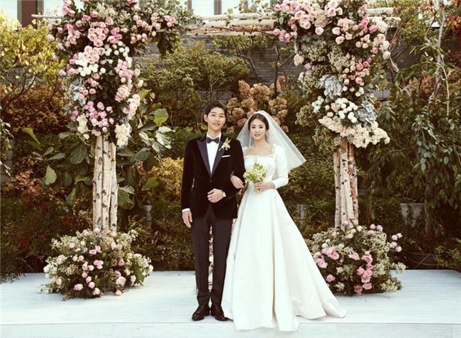 Chỉ siêu đám cưới của Song Joong Ki và Song Hye Kyo mới có thể đạt được những cái nhất siêu khủng thế này! - Ảnh 27.