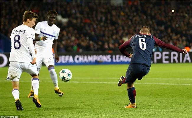 Khuynh đảo châu Âu, PSG sớm giành vé vào vòng knock-out Champions League - Ảnh 3.