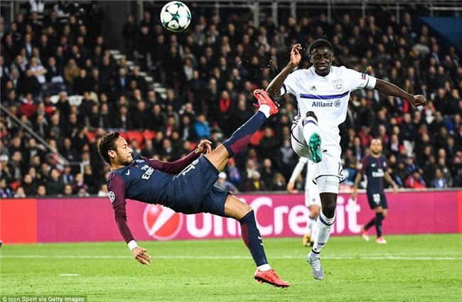 Khuynh đảo châu Âu, PSG sớm giành vé vào vòng knock-out Champions League - Ảnh 4.