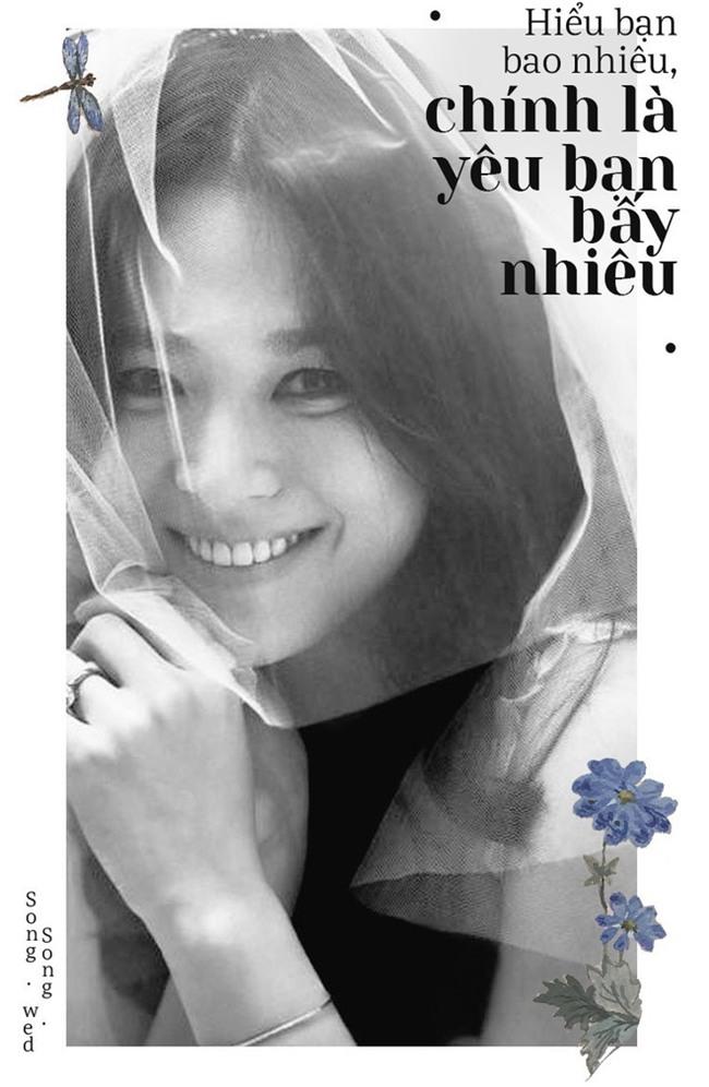 Đừng ghen tị với Song Hye Kyo vì lấy được Song Joong Ki, cô ấy đã đi một quãng đường rất xa mới tìm được người ấy của riêng mình - Ảnh 5.