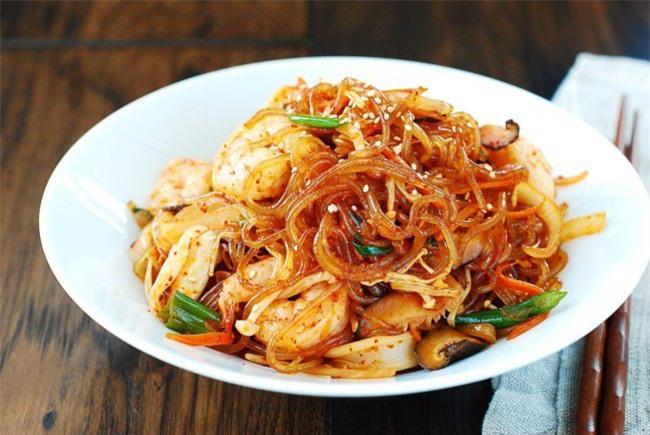 Miến xào hải sản bổ dưỡng, hấp dẫn cho những ngày chán cơm - Ảnh 11.