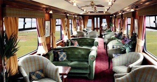 Trải nghiệm dịch vụ trên 10 đoàn tàu sang trọng bậc nhất thế giới