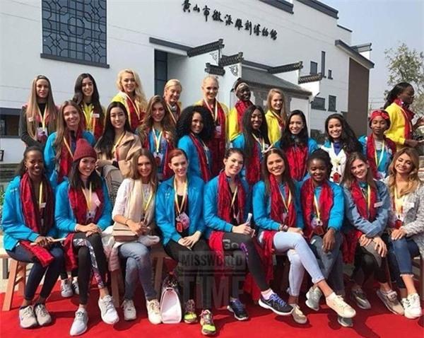 Sau khi chia nhóm, Đỗ Mỹ Linh phải đối đầu với những mỹ nhân nào tại Miss World 2017?-3