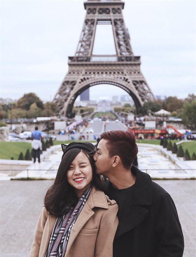 Bạn gái Hoài Lâm chia sẻ xúc động nhân dịp kỉ niệm 6 năm yêu nhau: Mỗi cuộc gặp nhau về mà bị phát hiện thì luôn được no đòn, bầm dập - Ảnh 2.