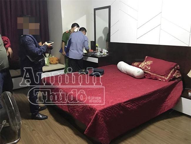 Chân dung kẻ sát hại người phụ nữ ở khu đô thị bậc nhất Hà Nội - Ảnh 5.