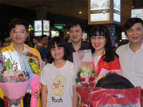 Chào đón nhà vô địch thế giới Nguyễn Anh Khôi - Ảnh 4.