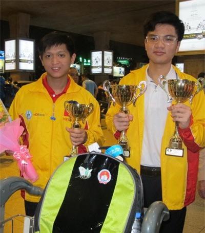 Chào đón nhà vô địch thế giới Nguyễn Anh Khôi - Ảnh 5.
