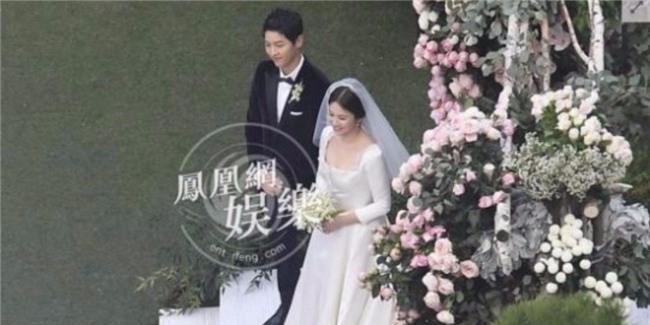 Muốn tổ chức hôn lễ riêng tư, Song Joong Ki và Song Hye Kyo đã từ chối bản hợp đồng 300 tỷ đồng - Ảnh 2.