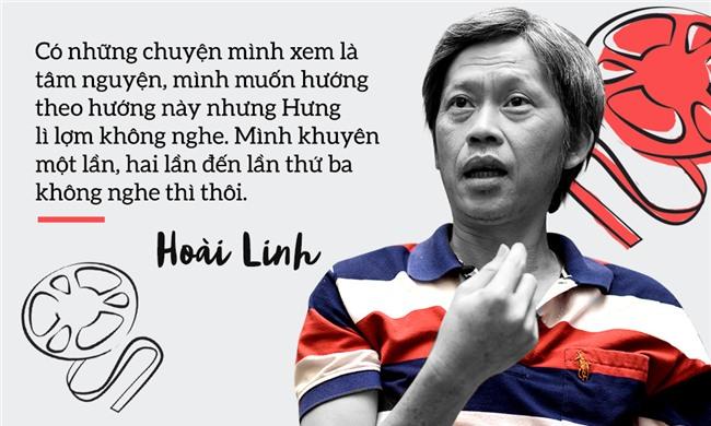 Danh hai Hoai Linh: 'Toi co doc' hinh anh 3