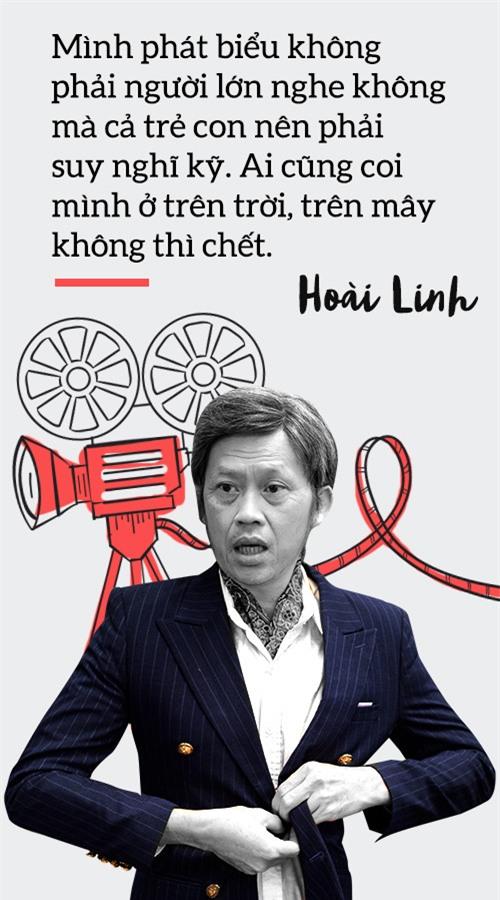 Danh hai Hoai Linh: 'Toi co doc' hinh anh 5