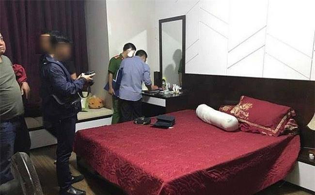 18 giờ truy bắt kẻ giết người phụ nữ trong chung cư cao cấp ở Hà Nội - Ảnh 1.