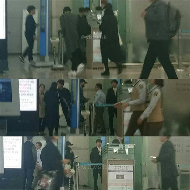 Hôm nay vợ chồng Song Joong Ki và Song Hye Kyo đã cấp tốc sang châu Âu hưởng tuần trăng mật - Ảnh 1.