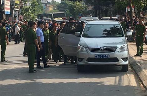 Những cuộc giải cứu con tin nghẹt thở của Cảnh sát Hình sự Hà Nội - Ảnh 1.