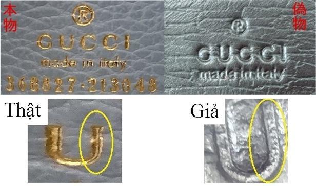 Trọn bộ bí kíp phân biệt túi Gucci thật – giả cho các tín đồ hàng hiệu - Ảnh 4.