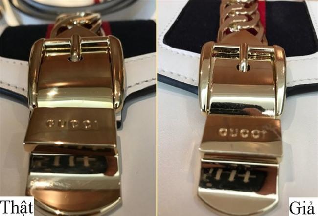 Trọn bộ bí kíp phân biệt túi Gucci thật – giả cho các tín đồ hàng hiệu - Ảnh 7.