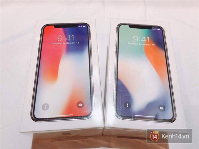 NÓNG: iPhone X 256 GB có giá 68 triệu thôi, sẽ về đến Việt Nam sáng nay - Ảnh 2.