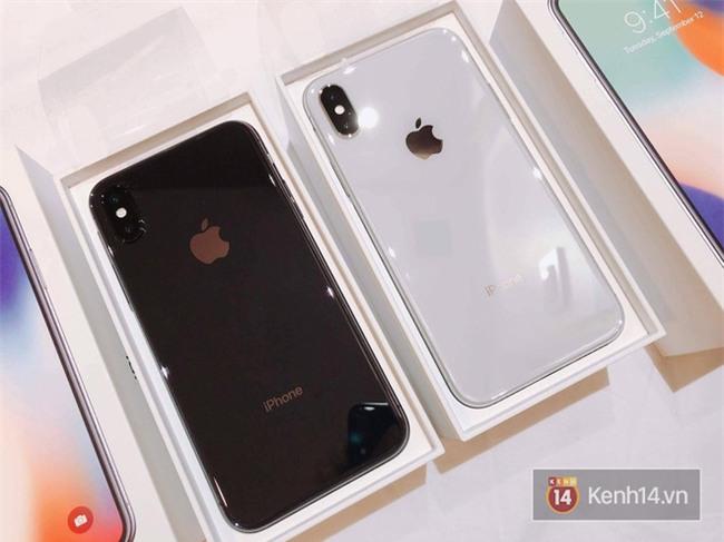 NÓNG: iPhone X 256 GB có giá 68 triệu thôi, sẽ về đến Việt Nam sáng nay - Ảnh 3.