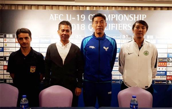 HLV Hoàng Anh Tuấn tự tin về cơ hội giành vé dự VCK U19 châu Á