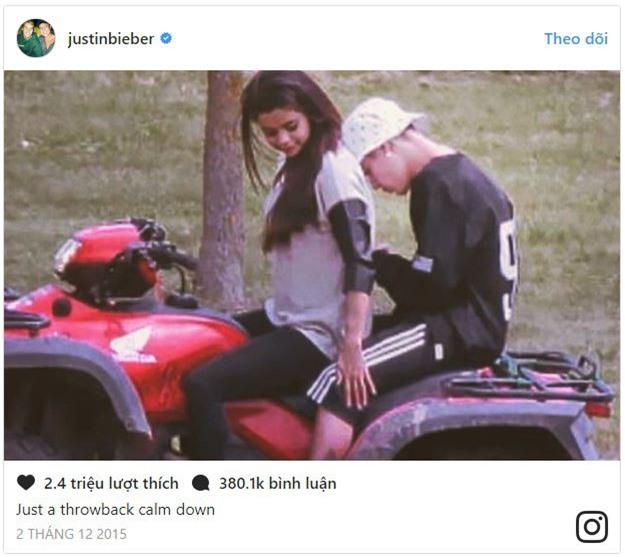 Đây là tình sử của Justin và Selena suốt 7 năm qua: Dài và dai chẳng kém Cô dâu 8 tuổi! - Ảnh 23.