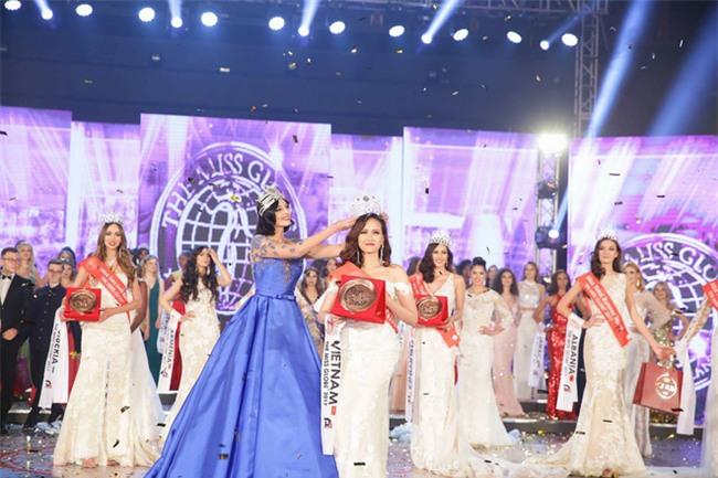 Miss Globe 2017 - Cuộc thi Khánh Ngân vừa đăng quang Hoa hậu có quy mô như thế nào? - Ảnh 1.