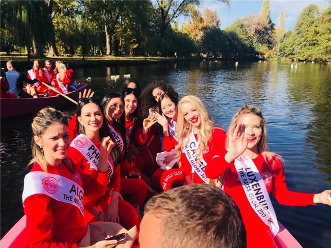 Miss Globe 2017 - Cuộc thi Khánh Ngân vừa đăng quang Hoa hậu có quy mô như thế nào? - Ảnh 7.