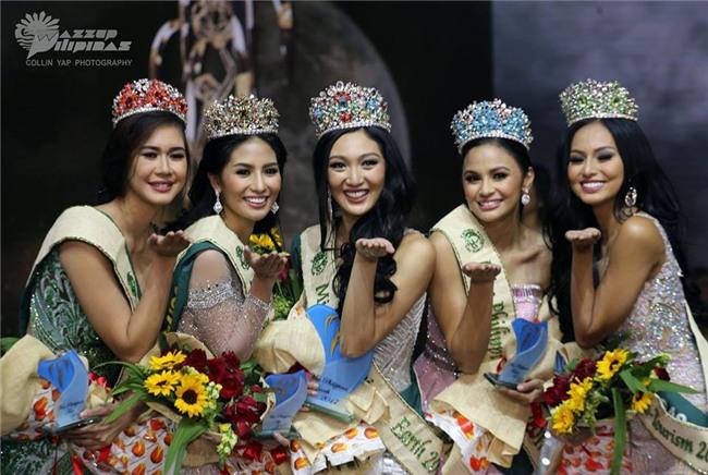 Nhan sắc không thể tin được của Tân Hoa hậu vừa đăng quang Miss Earth 2017 - Ảnh 12.